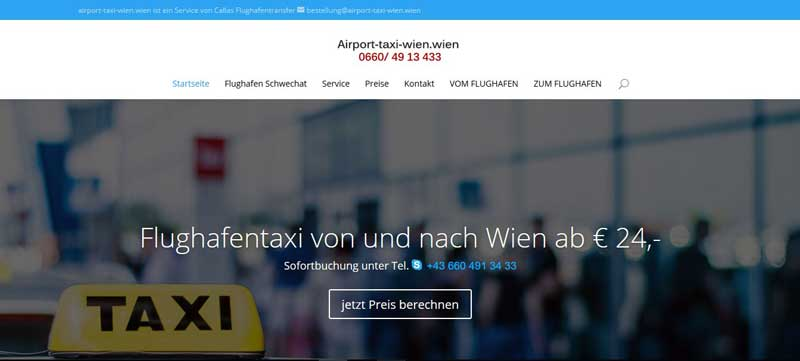 airport-taxi-wien